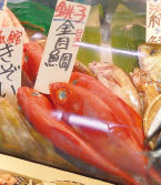 鮮魚のこだわり